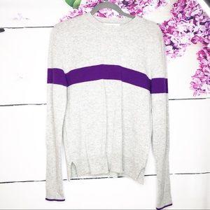 La Ligne | Bold Stripe Cashmere Sweater